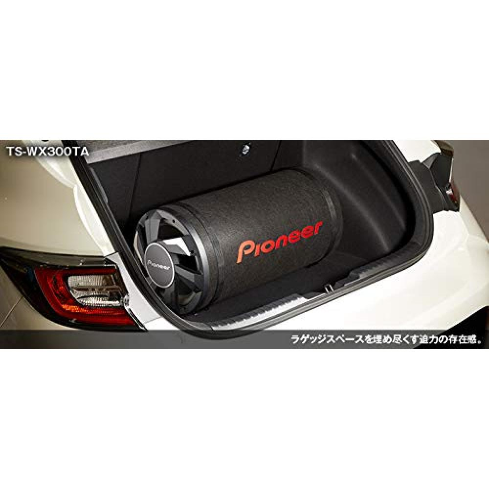 Pioneer 30cm powered subwoofer TS-WX300A