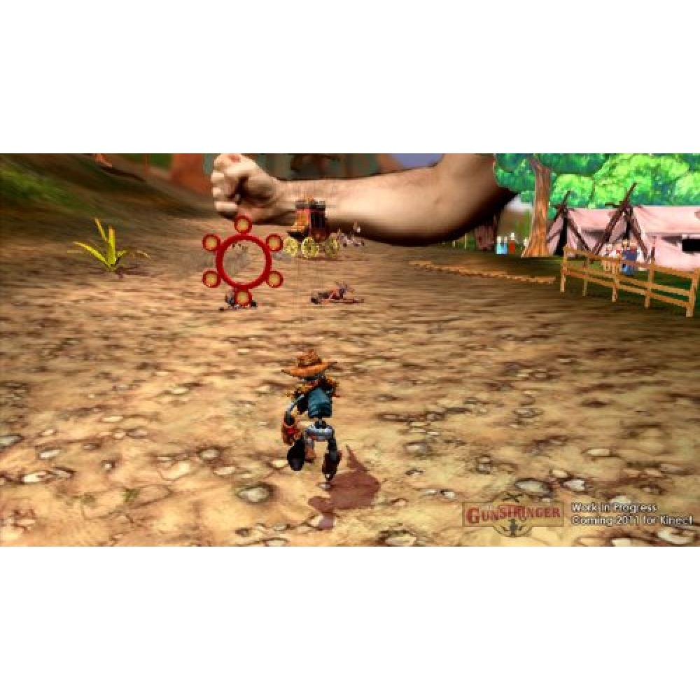 The Gunstringer-Xbox360