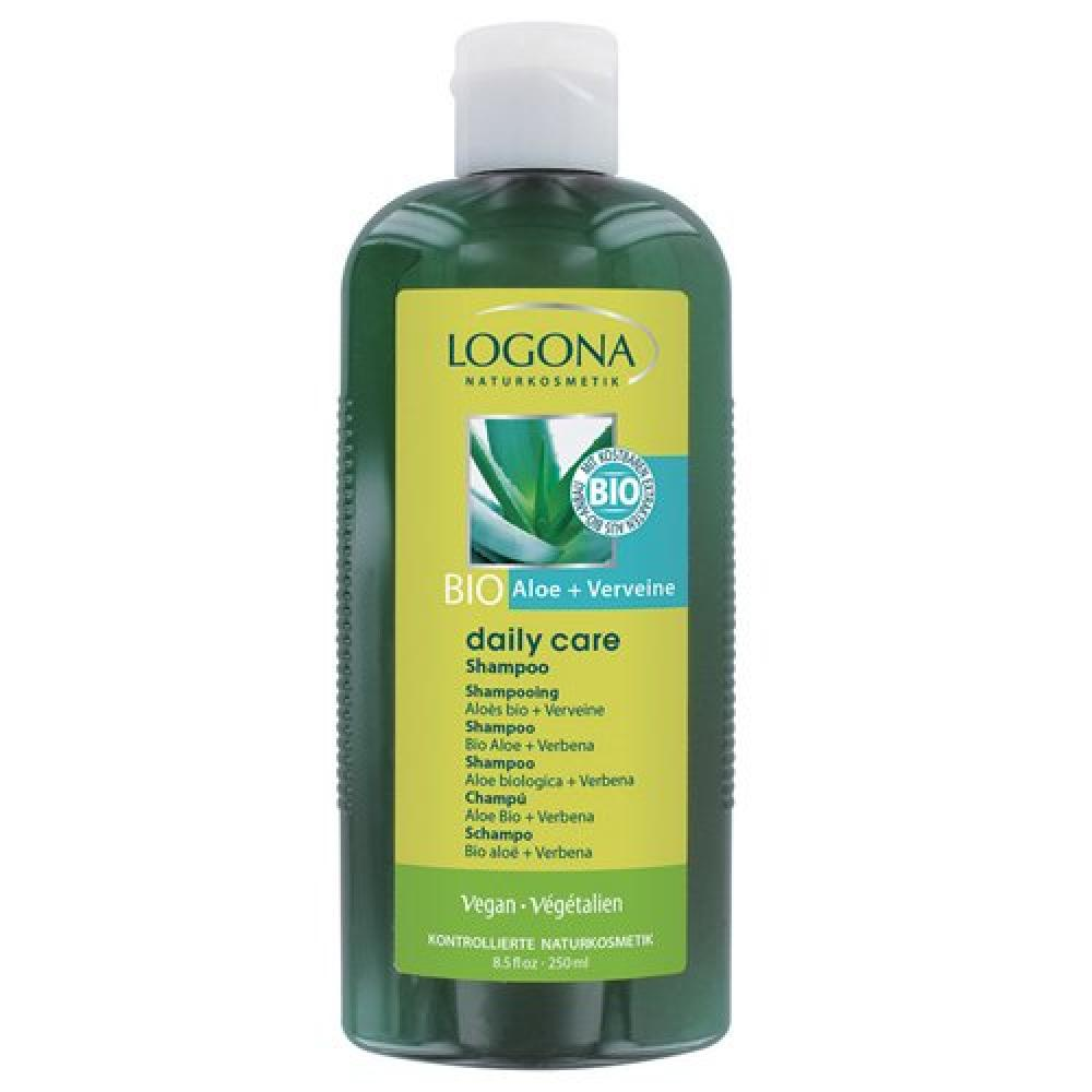 [Japan] Rogona Daily Shampoo Aloe & Verbena 250ml (Normal hair, smooth finish)
