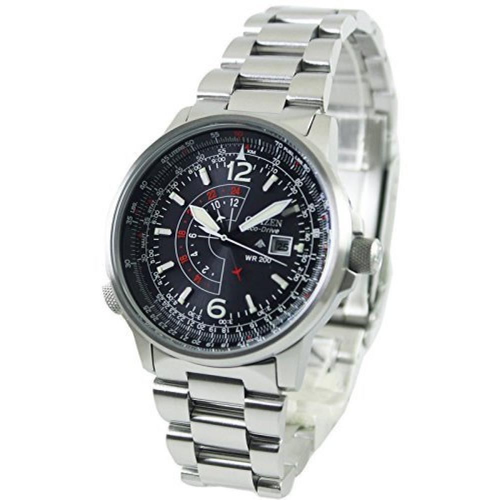 [Citizen] CITIZEN Wrist Watch Citizen CITIZEN Promaster Nighthawk Eco-Drive Wrist Watch BJ7010-59E [Re-import]