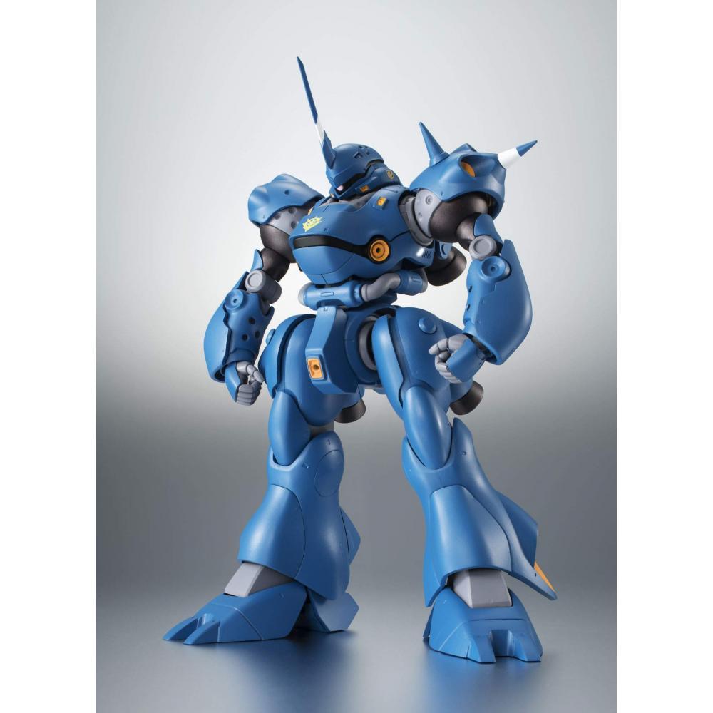 ROBOT soul Mobile Suit Gundam 0080 [SIDE MS] MS-18E Kenpufa ver. A.N.I.M.E. about 130mm ABS & PVC painted action figure