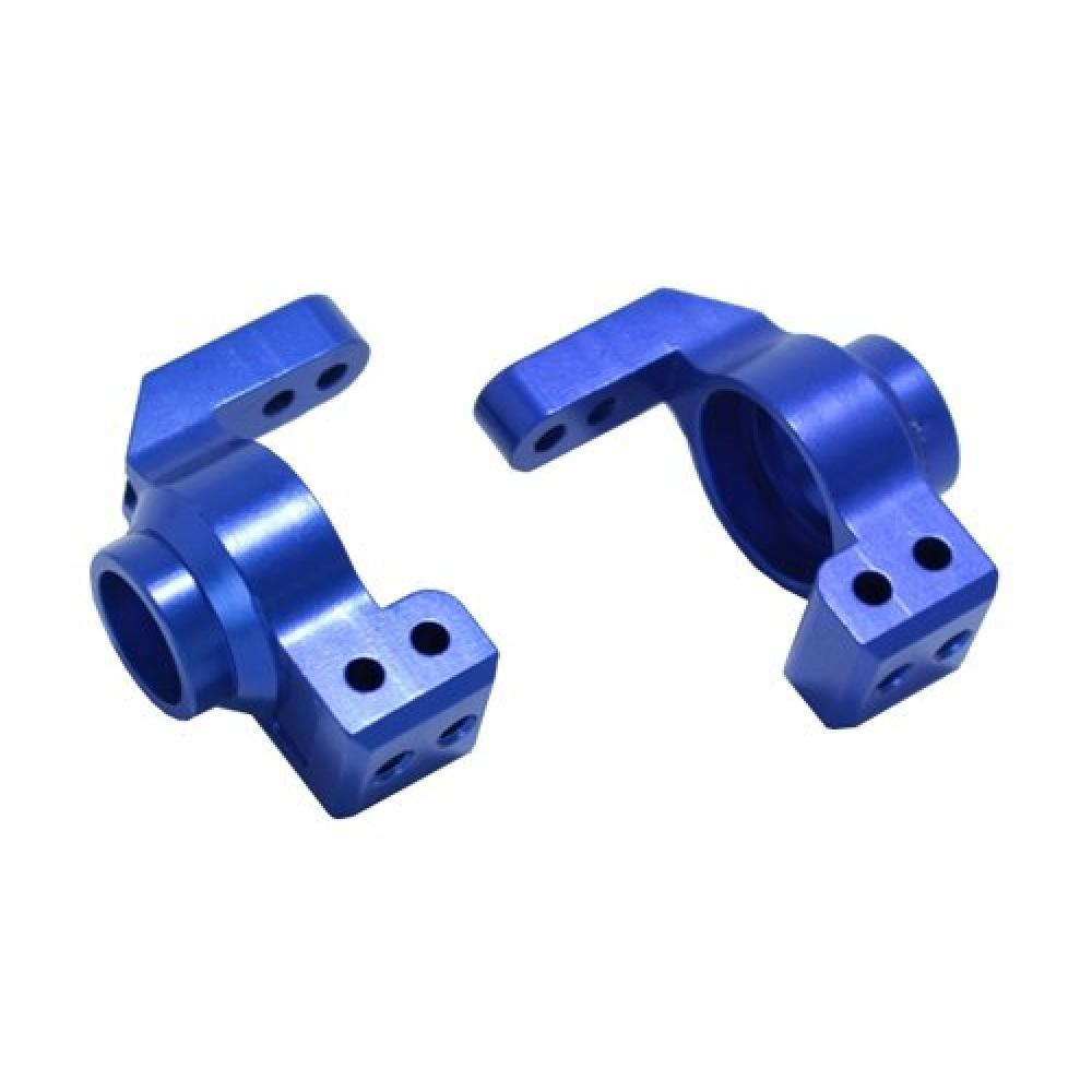 OPTION No.1 aluminum R hub carrier Blue NO-R31-15BL