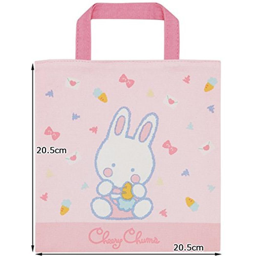 Skater Square Bag 20.5×20.5cm Cheerley Cham Sanrio KB1