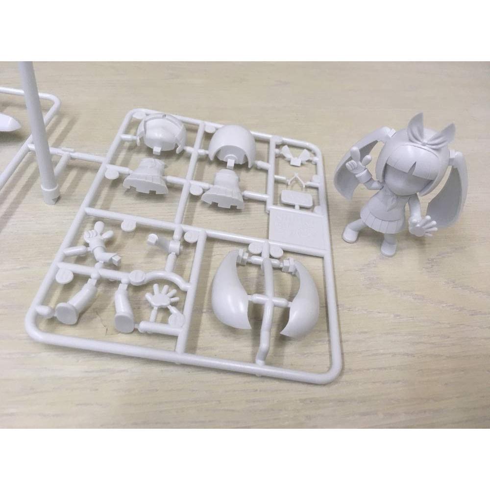 Asuka model Choto Plastic Model Series Nipako Deformed Ver. 2 pieces plastic model YWCP-003