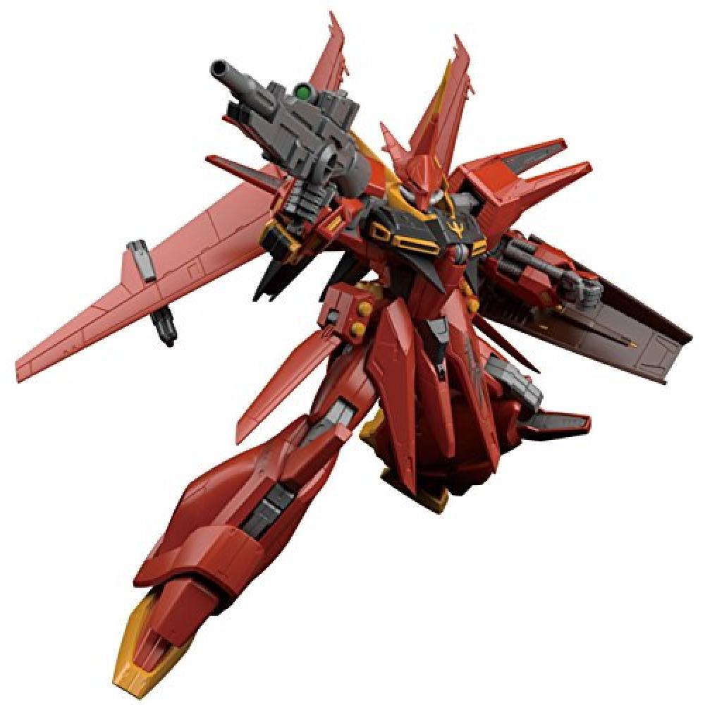 RE / 100 Mobile Suit Gundam ZZ AMX-107 Bow 1/100 scale color-coded pre-plastic model