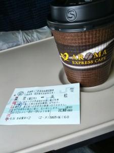 ひかりにて浜松へ。
