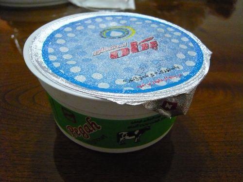 Iranian Yogurt - イランのヨーグルト