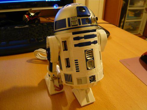 R2-D2 USBハブ