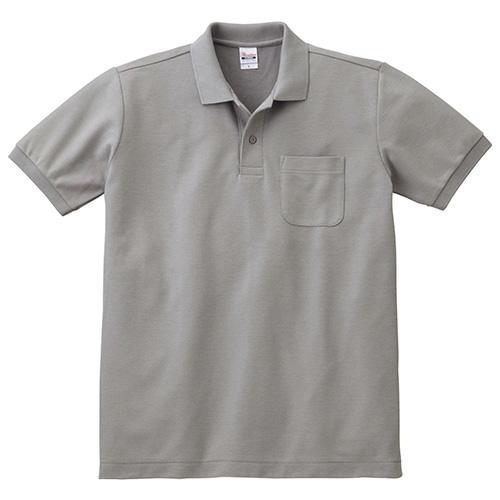 5.8オンス T/Cポロシャツ(ポケット付き)販売。刺繍、プリント加工対応します。研修医、医療チームウェアに人気