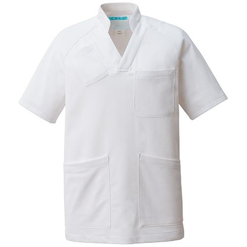 カゼン 多機能スクラブ(男女兼用)販売。刺繍、プリント加工対応します。研修医、医療チームウェアに人気