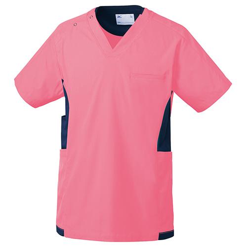 ミズノ ケーシージャケット(レディース)販売。刺繍、プリント加工対応します。研修医、医療チームウェアに人気