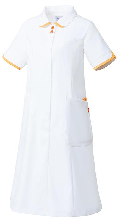 ミズノ ワンピース販売。刺繍、プリント加工対応します。研修医、医療チームウェアに人気