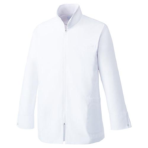 ミズノ ハーフコート(メンズ)販売。刺繍、プリント加工対応します。研修医、医療チームウェアに人気