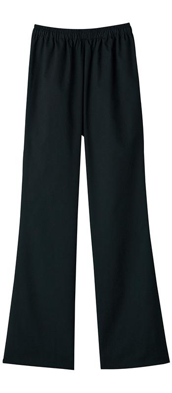 PANTONE ブーツカットパンツ販売。刺繍、プリント加工対応します。研修医、医療チームウェアに人気