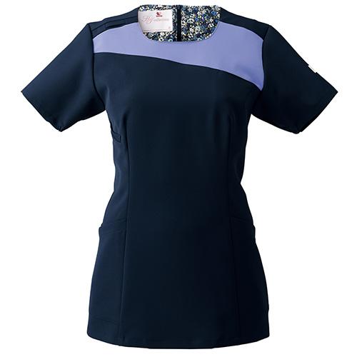 ワコール レディススクラブ販売。刺繍、プリント加工対応します。研修医、医療チームウェアに人気