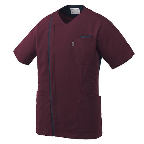 ミズノファスナースクラブ(メンズ)販売。刺繍、プリント加工対応します。研修医、医療チームウェアに人気