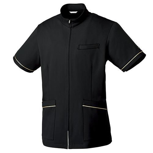 ミッシェルクラン メンズジャケット販売。刺繍、プリント加工対応します。研修医、医療チームウェアに人気