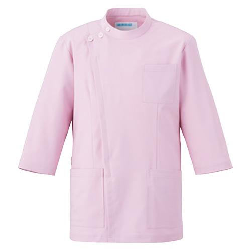 カゼン ジャケット七分袖(男女兼用)販売。刺繍、プリント加工対応します。研修医、医療チームウェアに人気