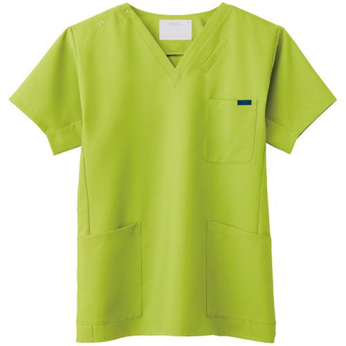 スクラブ(男女兼用)販売。刺繍、プリント加工対応します。研修医、医療チームウェアに人気
