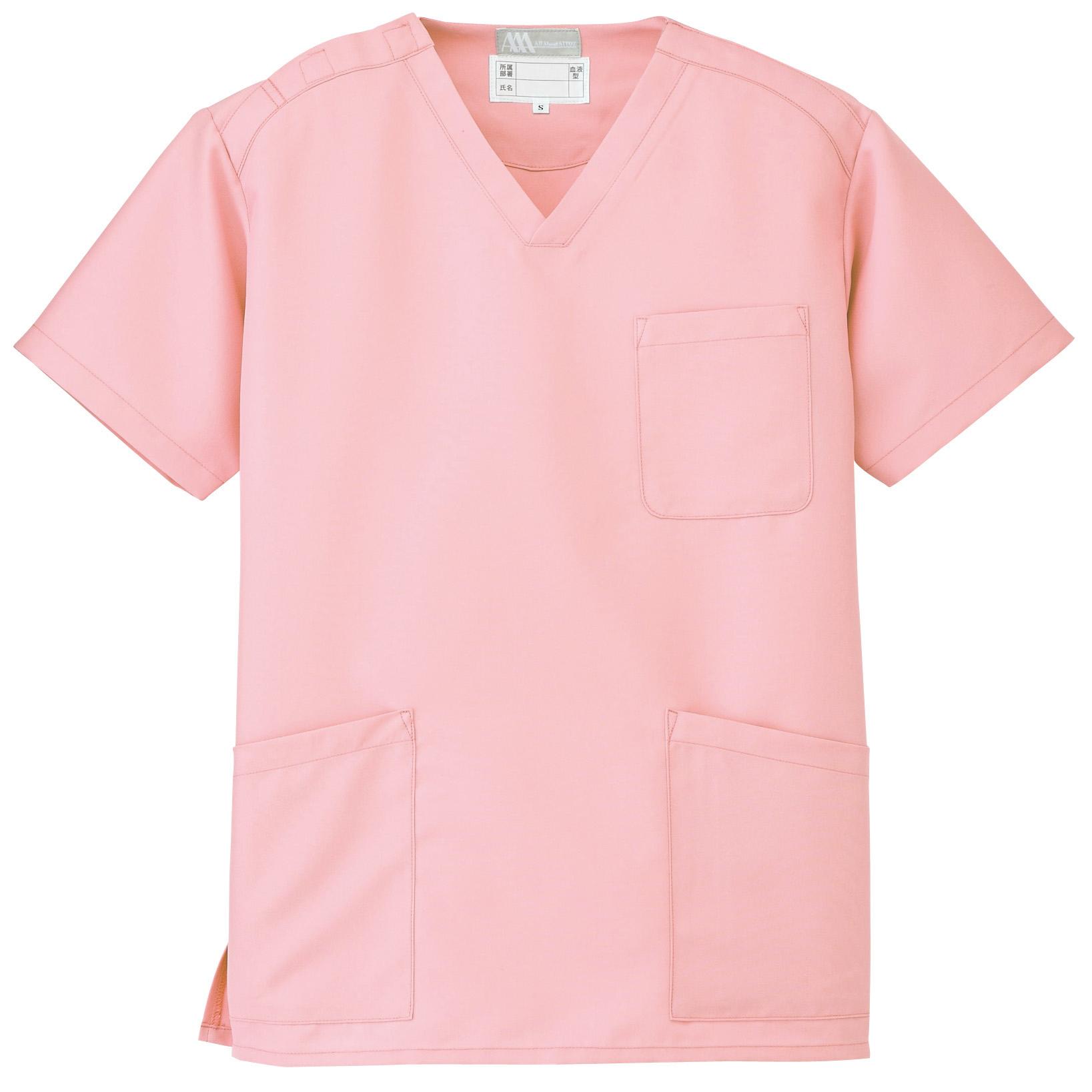カラースクラブ販売。刺繍、プリント加工対応します。研修医、医療チームウェアに人気