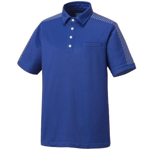 カゼン ニットシャツ販売。刺繍、プリント加工対応します。研修医、医療チームウェアに人気