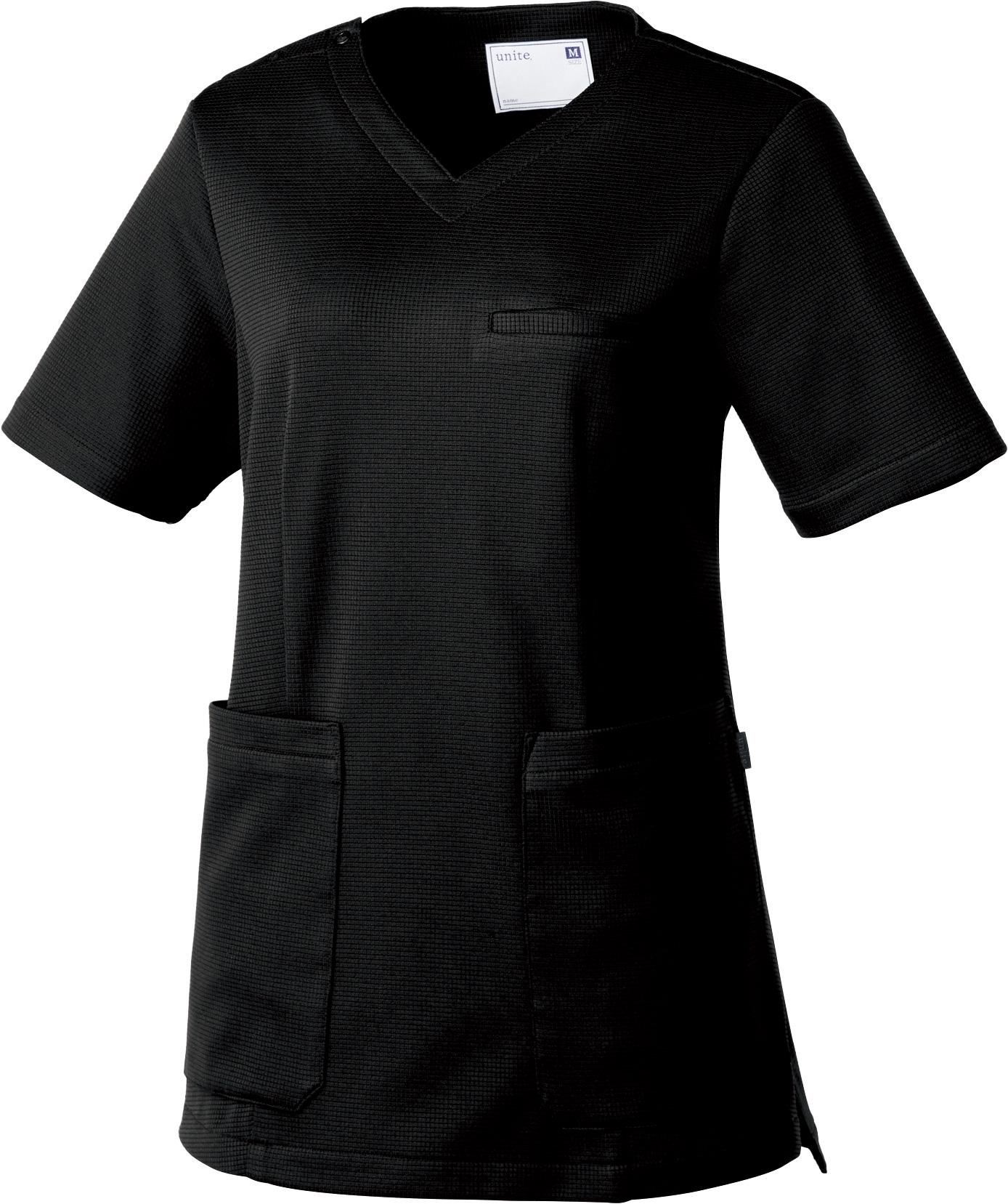 スクラブ[女]販売。刺繍、プリント加工対応します。研修医、医療チームウェアに人気