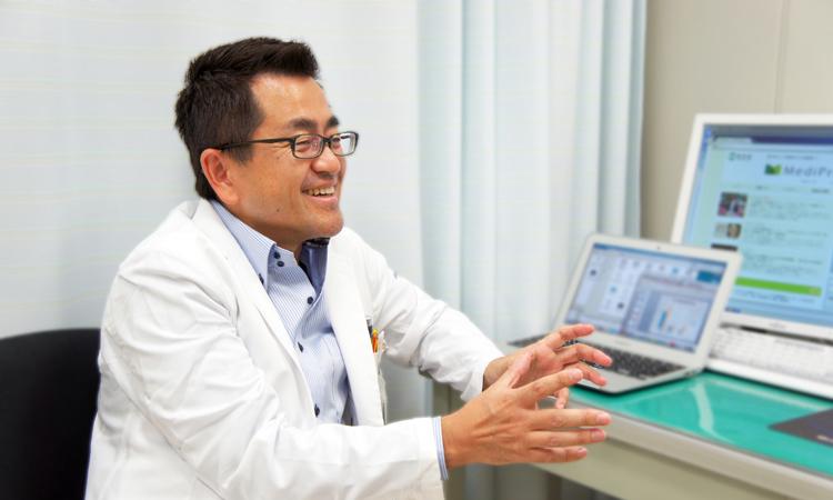 大阪医科大学 腎泌尿器外科・血液浄化センター 講師 平野一先生
