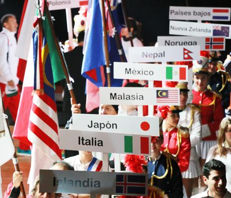 第21回世界移植者スポーツ大会(スペイン) 参加選手紹介