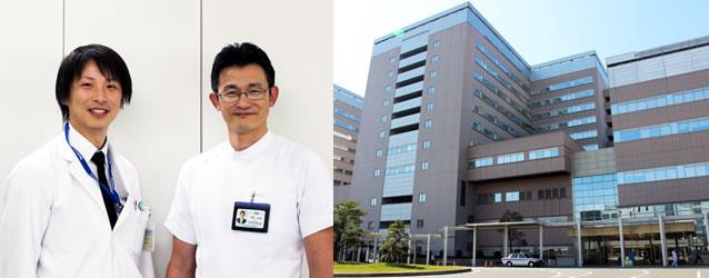 先生と九州大学病院