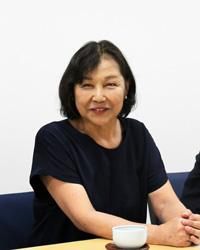 眞智子さん