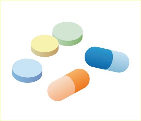 薬を正しく飲み続けるために【2】 ~免疫抑制剤との相互作用③ 抗生物質~