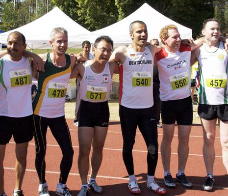 第20回世界移植者スポーツ大会(アルゼンチン)参加選手紹介
