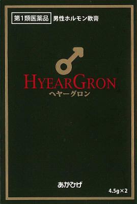 ヘヤーグロンの写真
