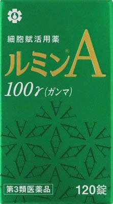 錠剤ルミンA-100γの写真
