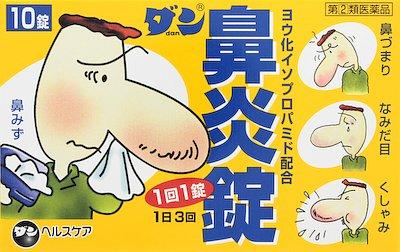 ダン鼻炎錠の写真
