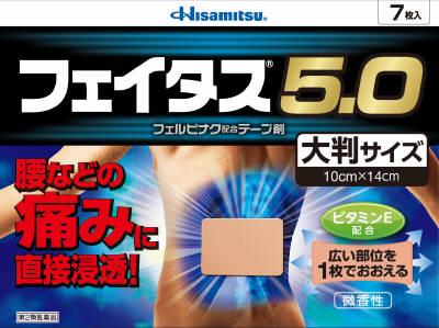 フェイタス5.0《大判サイズ》の写真
