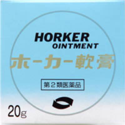 ホーカー軟膏の写真
