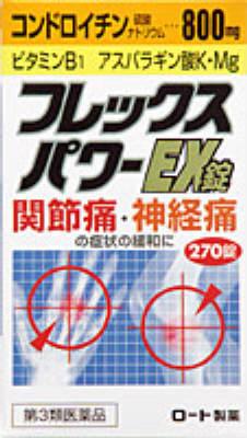 フレックスパワーEX錠の写真