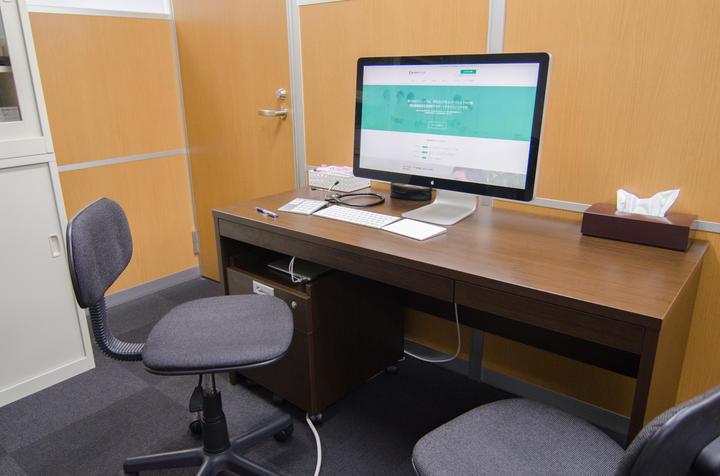 新六本木クリニック診察室