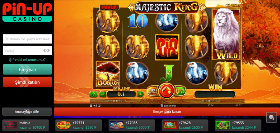 En iyi bonusları almak için Pin-Up Casino Promosyon Kodları 2021