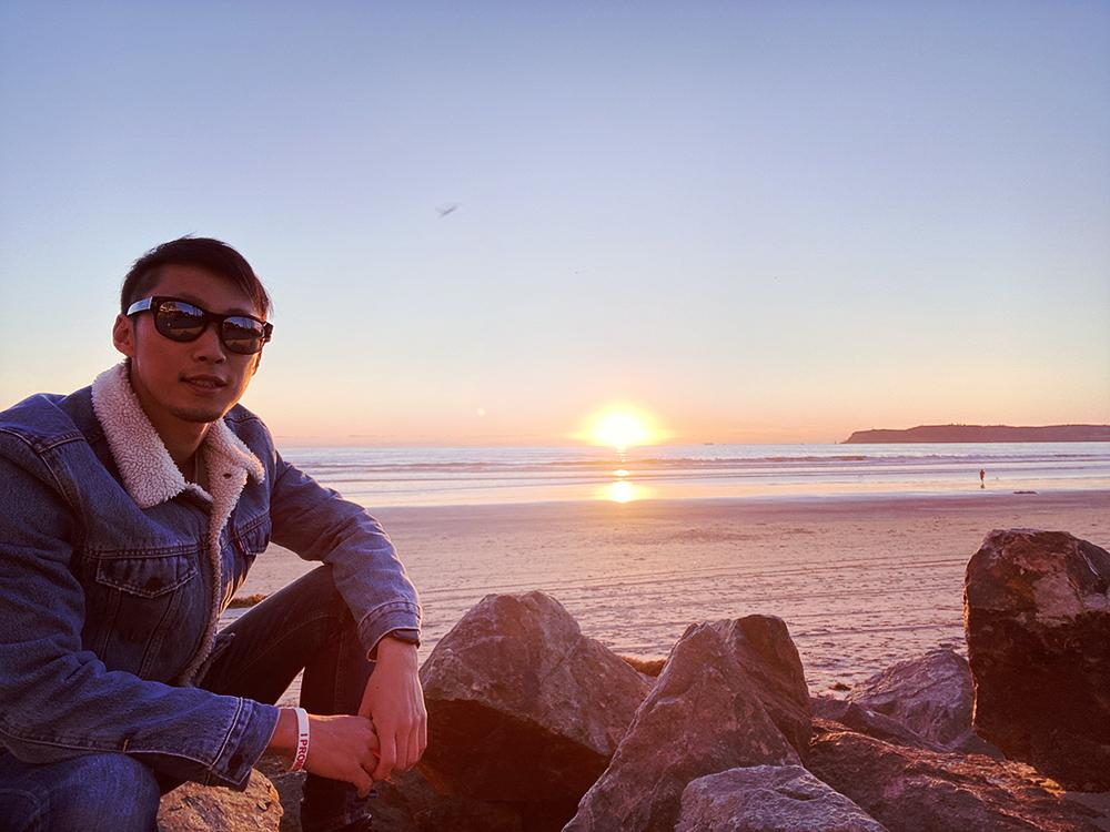 旅行記| 眩しく輝くサンセット ? アメリカ西海岸 サンディエゴ