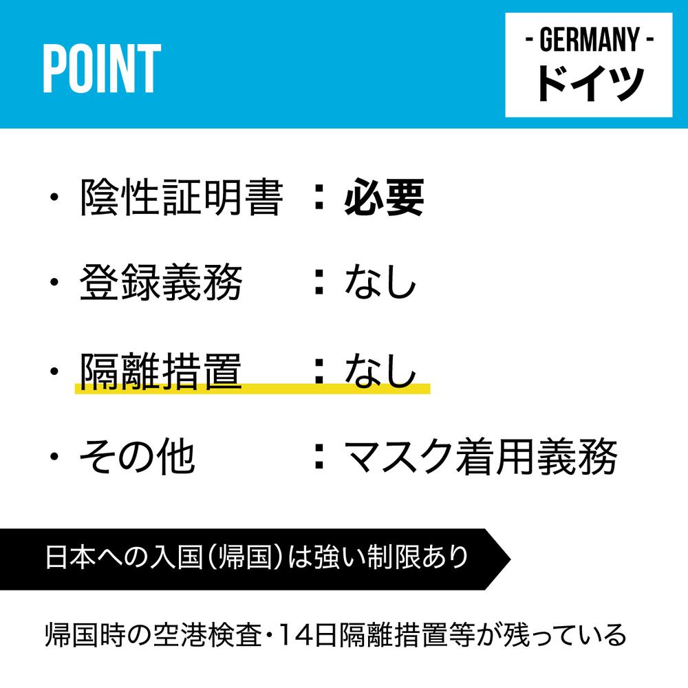 ドイツ旅行はいつから行ける?コロナ禍の現状分かりやすく解説【2021年6月21日現在】