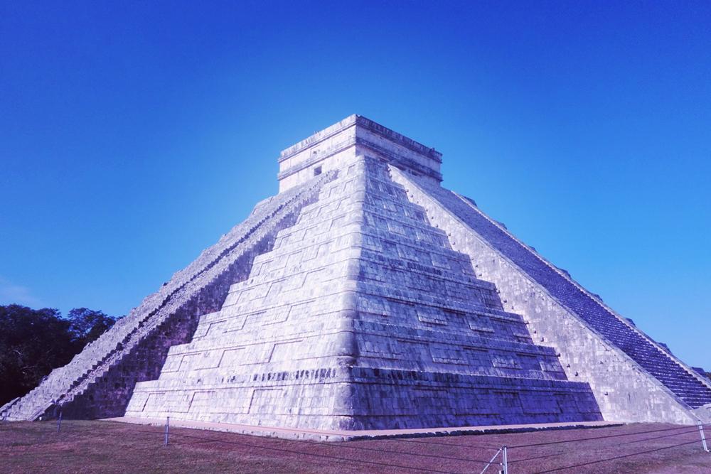 旅行記  古代マヤ文明の遺跡に圧倒?メキシコ10日間