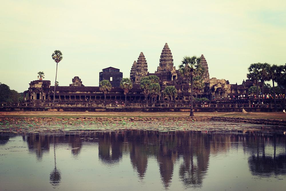 旅行記| 絶景とエステとショッピング? カンボジア女子旅5日間