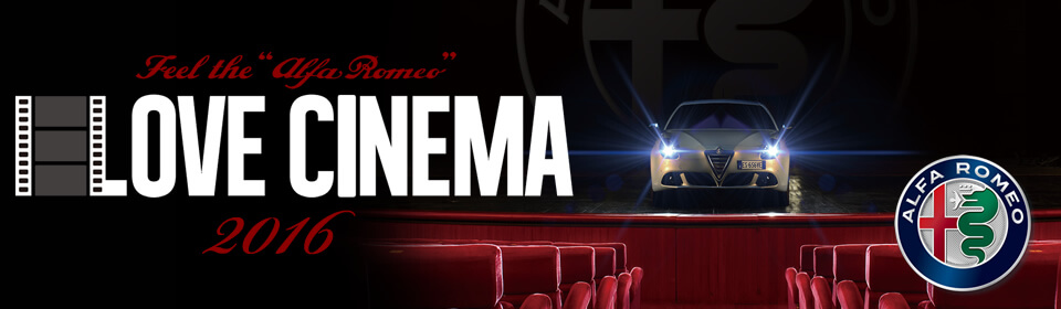 Alfa Romeo I LOVE CINEMA