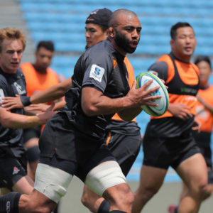 Michael Leitch Sunwolves 2018 05