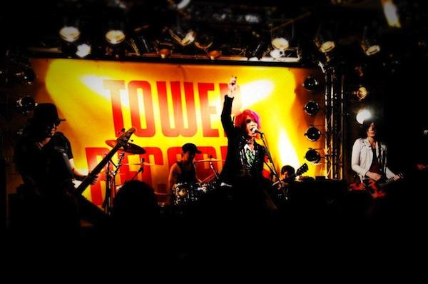 "SPIV STATES、タワーレコード渋谷店にて""一夜限り""のスペシャルライヴ"