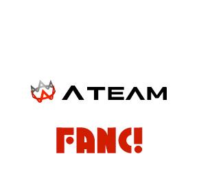 「FANC!」ロゴ