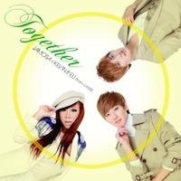 JAMOSA+KEVIN&ELI(from U-KISS)「Together」[CD]