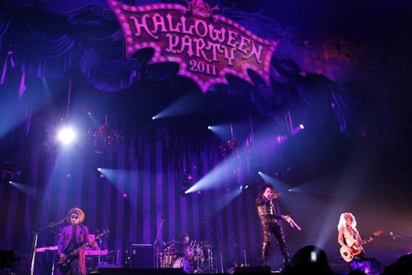 「HALLOWEEN PARTY 2011」[1日目]VAMPS